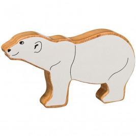 Polar bear wooden Lanka Kade