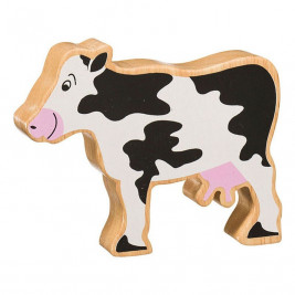 Vache en bois Lanka Kade