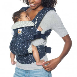 Ergobaby Omni 360 Blue Galaxy - baby-carrier Expandable 4 Positions