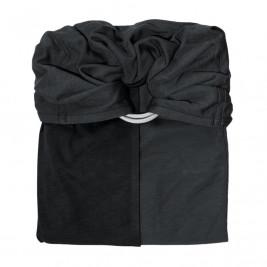 JPMBB Little Wrap Without A Knot Grey - Black