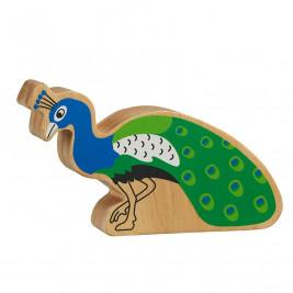 Peacock wooden Lanka Kade