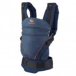 Manduca XT Black jeans - baby-carrier Scalable