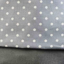 Buzzidil Preschooler Versatile White Dots - Porte-bambin