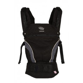 Manduca Baby carrier Pure Cotton Black