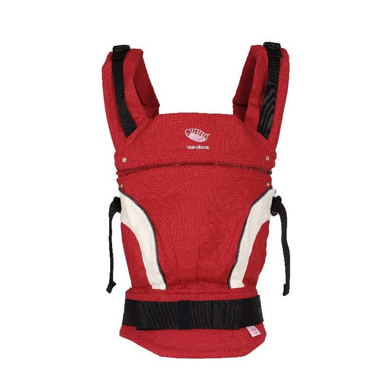 acheter le porte-bébé ergonomique MAnduca Rouge