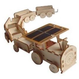 Train layout solar Héliobil