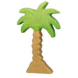 Grand palmier en bois Holztiger