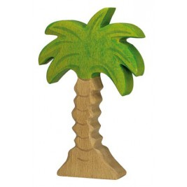 Petit palmier en bois Holztiger