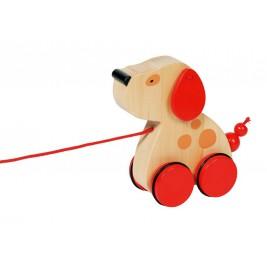 Animal à tirer GOKI chien luhna