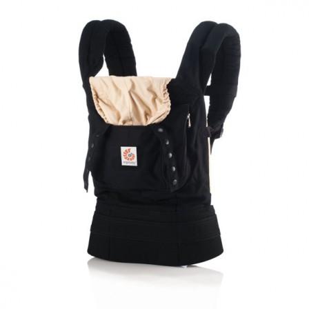839ab05a963 Ergobaby Baby carrier Original Black - Camel - Naturiou