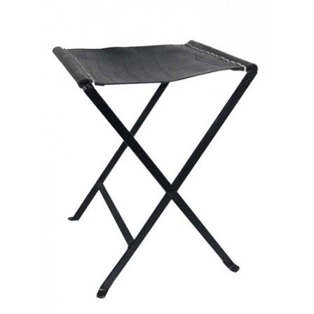 grand tabouret pliant tad naturiou. Black Bedroom Furniture Sets. Home Design Ideas