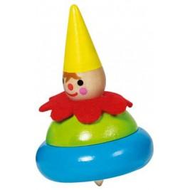 Toupie clown goki