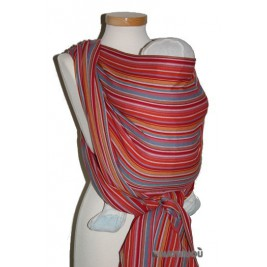 5d63d46bb4eb woven wrap, Lilly Storchenwiege