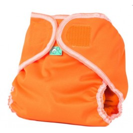 Sur-couche orange Flexiwrap Totsbots 4.5 à 9kg