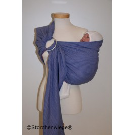 Storchenwiege RingSling Leo Lilas