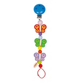 Hang pacifier butterflies Heimess