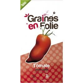 Tomate Andine Cornue Graines en Folie
