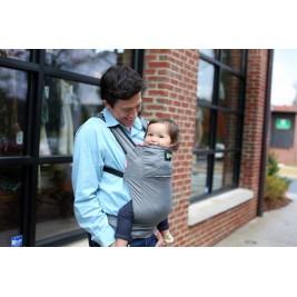 Porte-bébé d 'appoint Boba Air gris