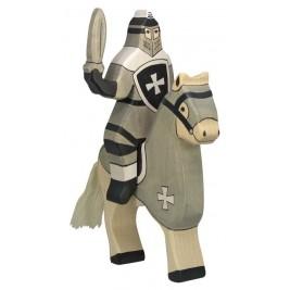 Chevalier noir Holztiger