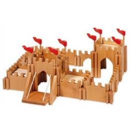 Château fort en bois Holztiger