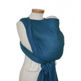 Echarpe de portage Turquoise 4m60 Storchenwiege