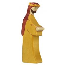 Joseph 2 figurine bois par Holztiger