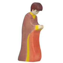 Joseph 3 figurine bois par Holztiger