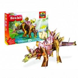 Ecokit Stegosaurus de Bioviva
