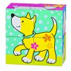 Puzzle cubes, the friends of Susibelle by Goki dog