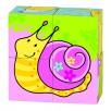 Puzzle cubes, the friends of Susibelle pet snail