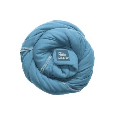 Echarpe de portage Manduca sling Turquoise