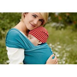 Echarpe porte-bébé Manduca Bleu Roi