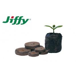 12 pastilles de tourbes Jiffy-7 par Vilmorin