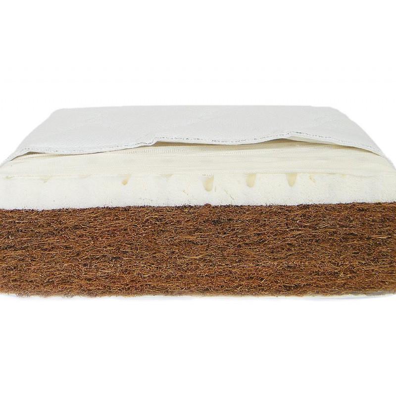 Mattress Baby Coconut Latex 60 X 120 Cm Kadolis Naturiou