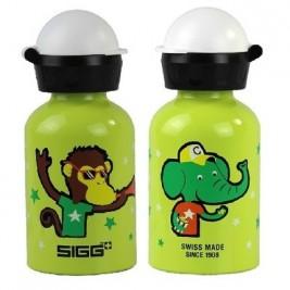 Gourde Sigg Go Team Monkey Elephant 0.3L