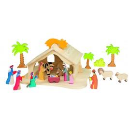 La maison de poupée Holztiger