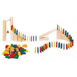 Rallye des dominos Toys pure 250 pièces