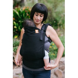 Baby carrier Tula physiological Toddler Urbanista Black