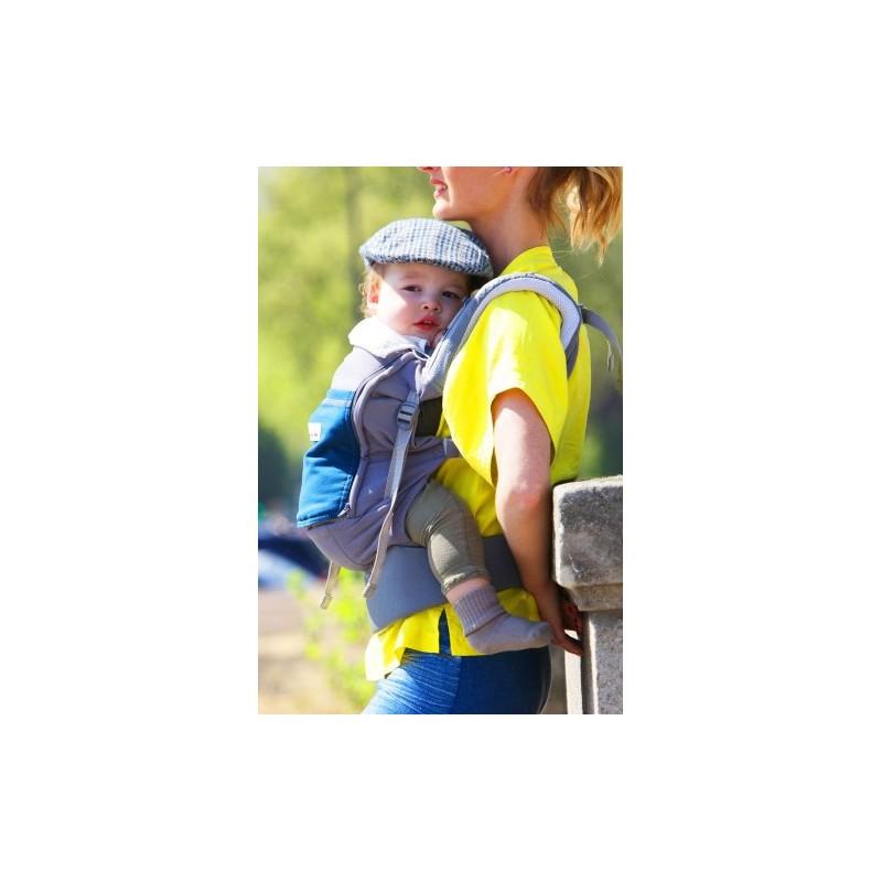 a10b6098e9e6 PhysioCarrier JPMBB Cuir Artificiel Eléphant Bleu Paon · acheter votre  péformé JPMBB idéal pour vos promenades · Le physioCarrier Elephant poche  bleu paon ...