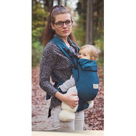 Storchenwiege BabyCarrier Turquoise. Storchenwiege BabyCarrier Turquoise.  Porte-bébé Storchenwiege ... 6a093f62984