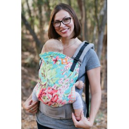 Baby carrier TULA toddler Bliss Bouquet