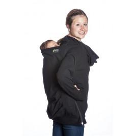 Porte b b ergonomique boba 4g naturiou - Sweat porte bebe ...
