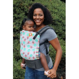 Baby carrier TULA Toddler Pineapple Palm