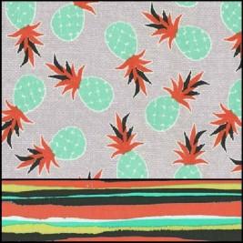 Porte-bébé Tula Pineappel palm Standard