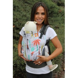 Baby carrier TULA standard Tropical Tower