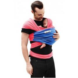 The original JPMBB Baby Wrap Pink pocket, Electric-blue