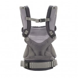 Porte-bébé Ergobaby 360 Cool Air Anthracite