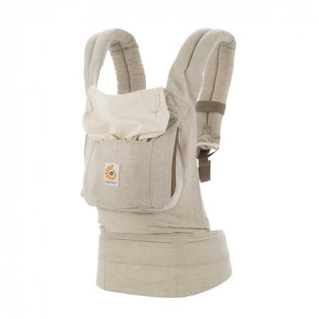 Ergobaby Baby Carrier Original Natural Linen Naturiou
