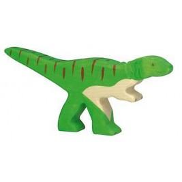 Allosaurus dinosaure Holztiger