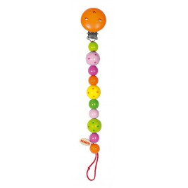 Hang pacifier beads peas Heimess